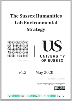 Sussex Hums Lab Enviro Strategy